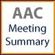 Accreditation Advisory committee Meeting Summaries