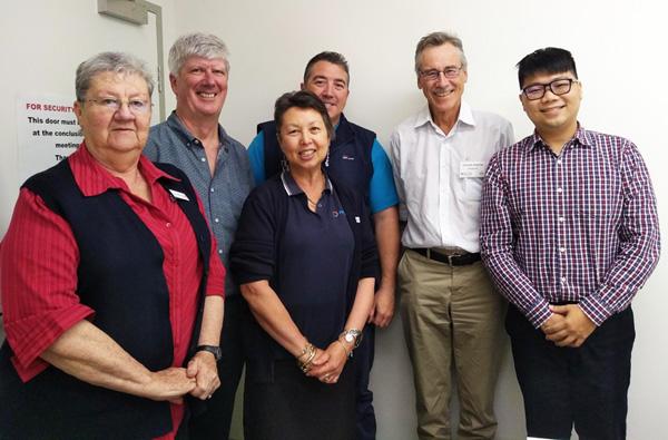 Taiwan Accreditation Foundation (TAF) visit